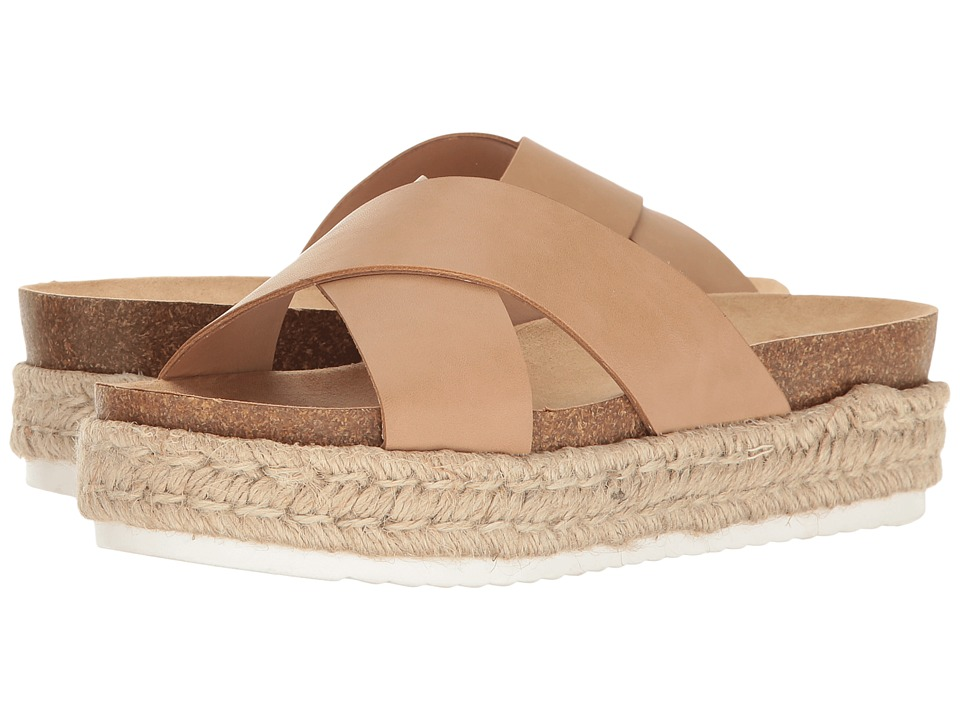 Steve Madden - Amour (Natural) Women's Shoes