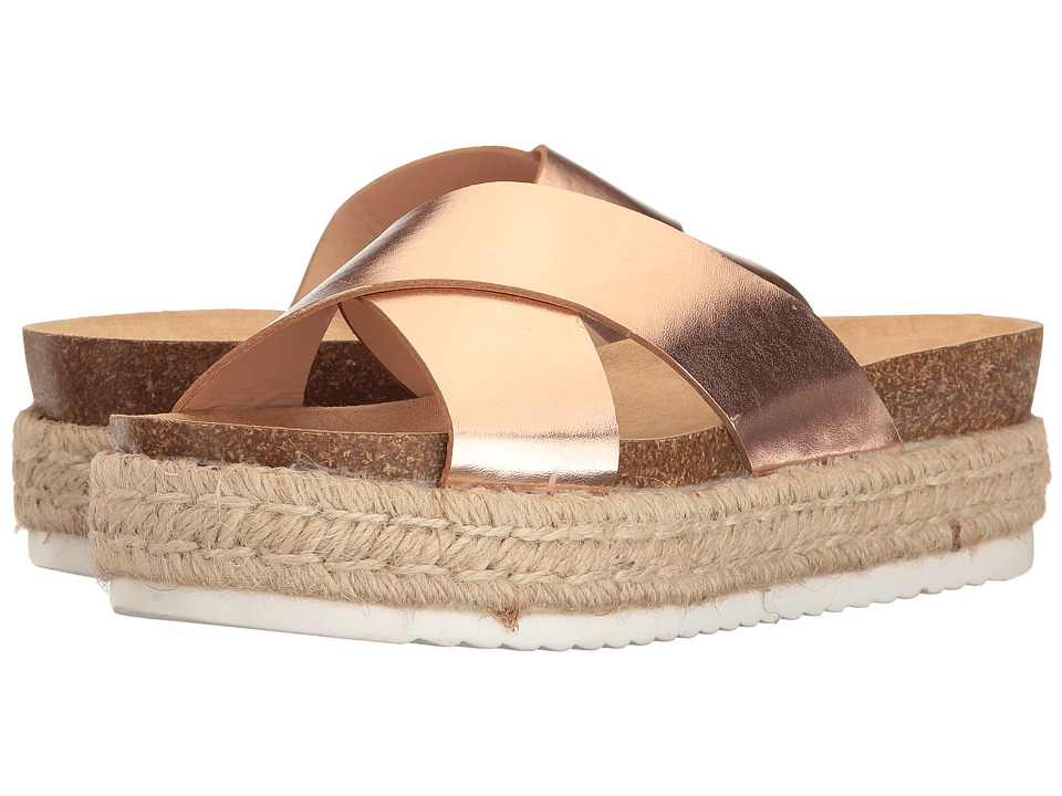 Steve Madden - Amour (Rose Gold) Women's Shoes