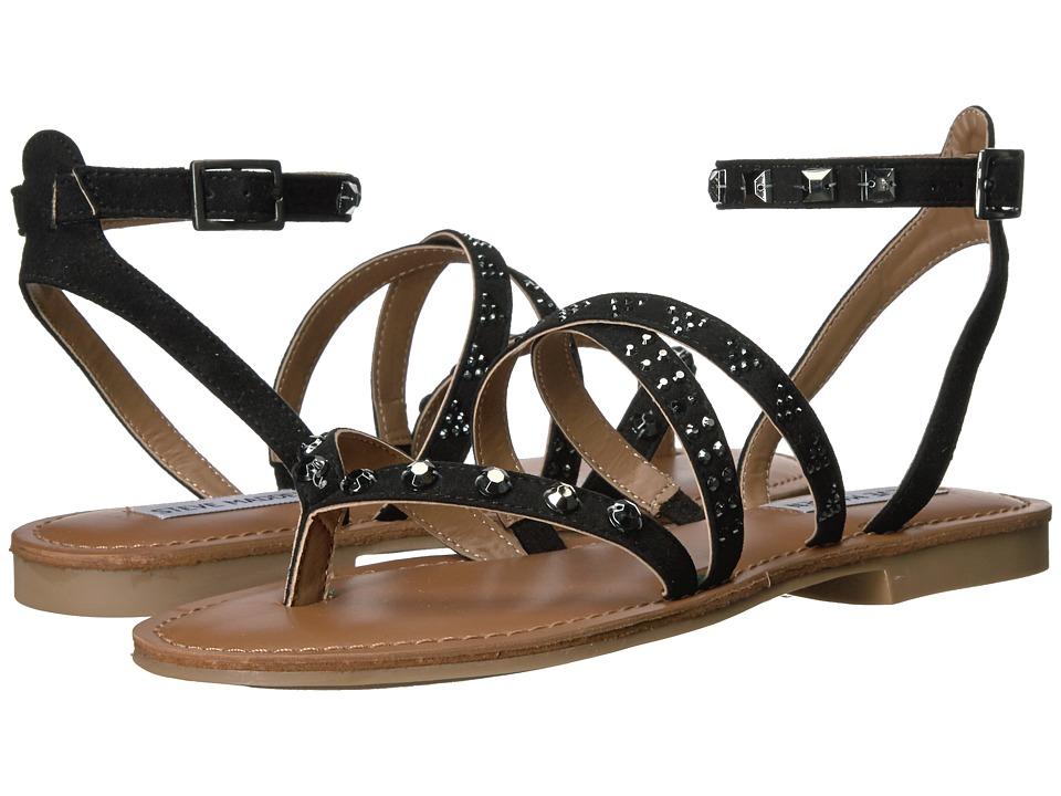 Steve Madden Natallia Black Shoes