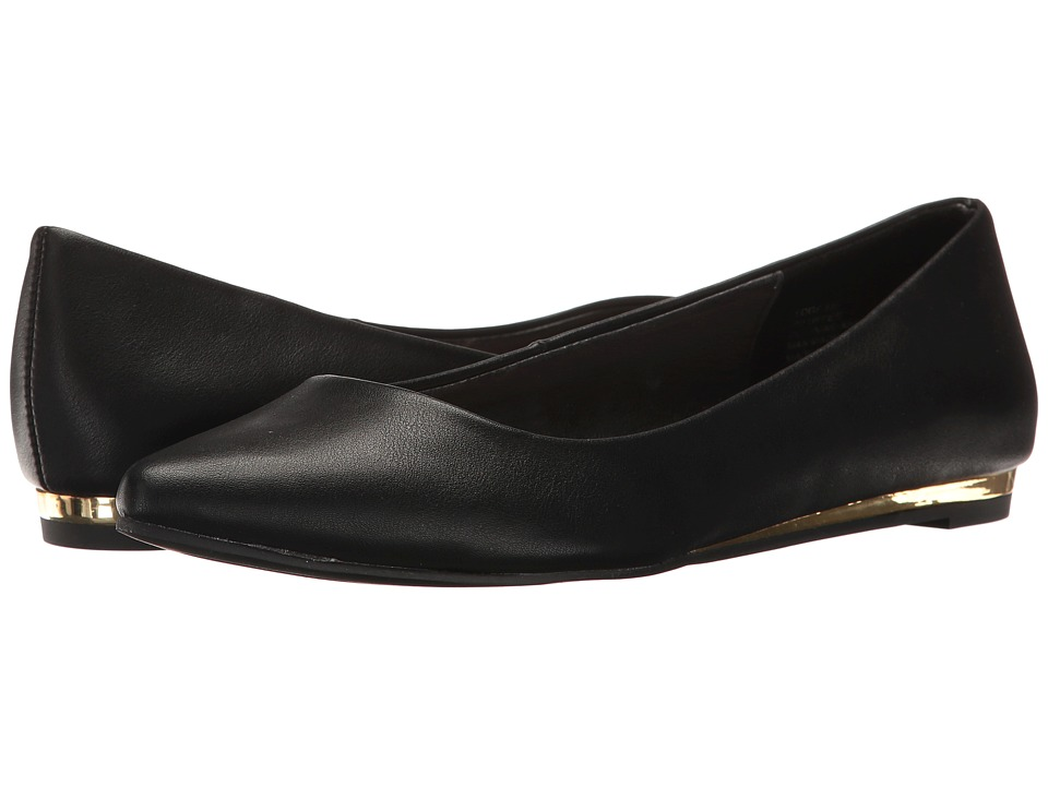 Steve Madden - Edge (Black) Women's Shoes
