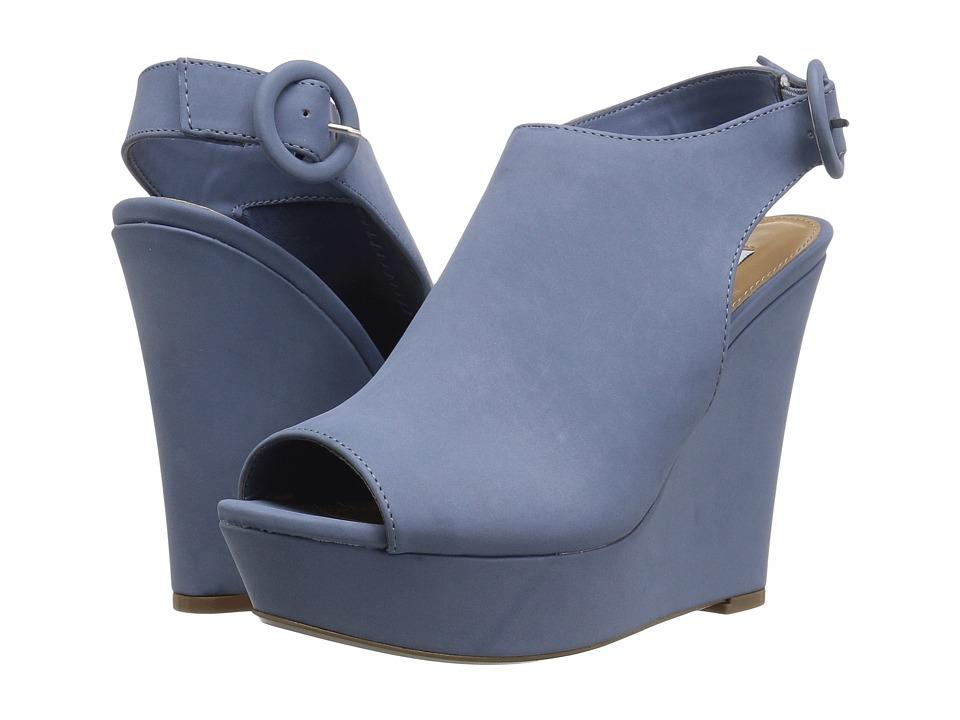 Steve Madden - Extinct (Light Blue) Women's Shoes