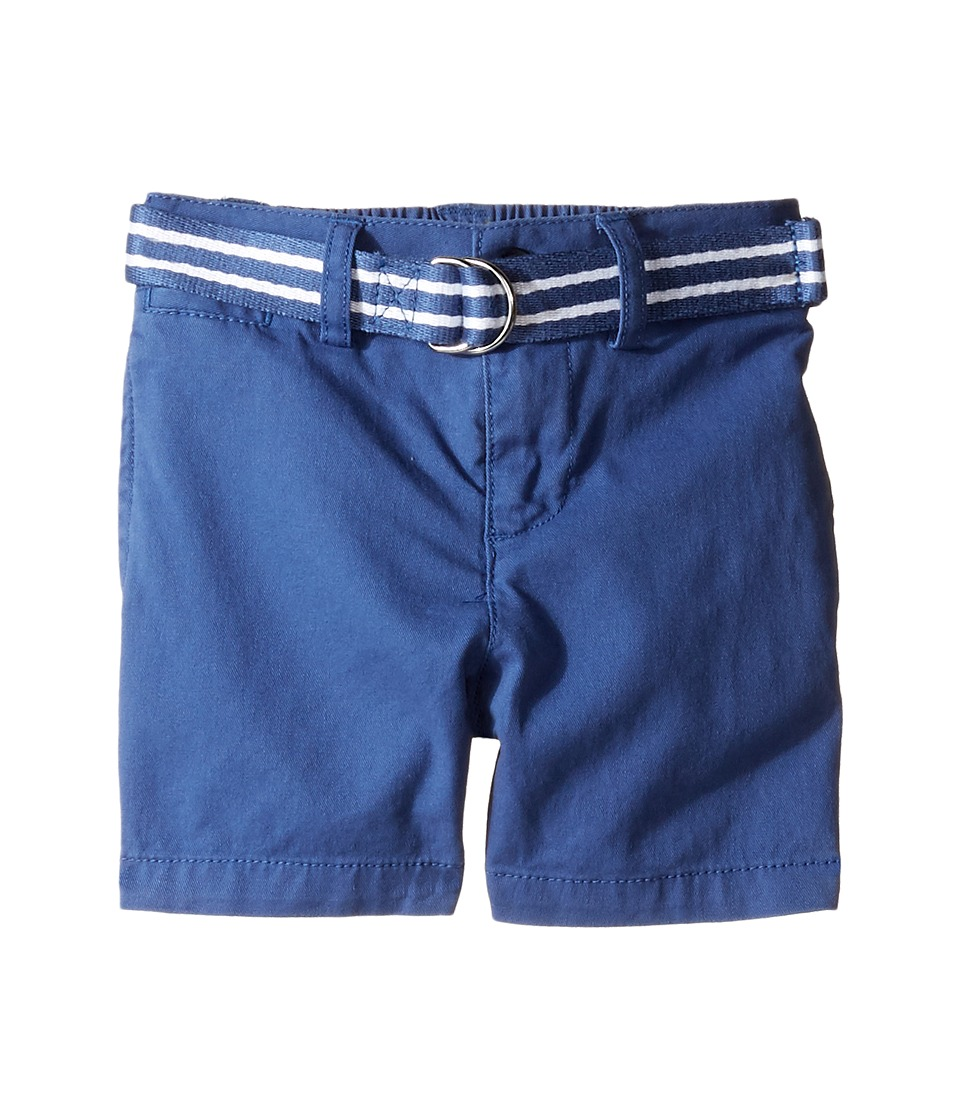 Ralph Lauren Baby - Chino Suffield Shorts (Infant) (Sporting Blue) Boy's Shorts