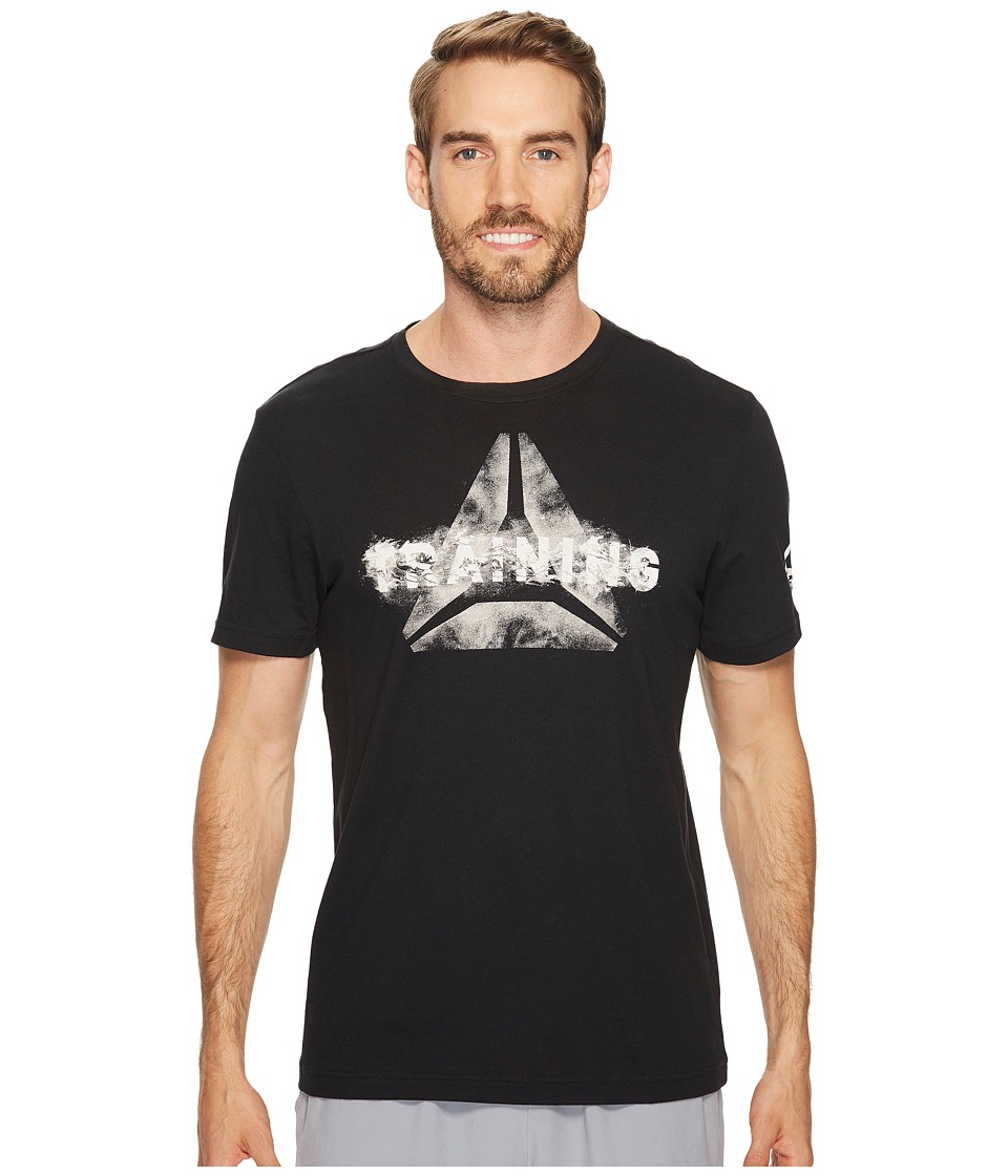 Reebok Training Tee (Black) Men