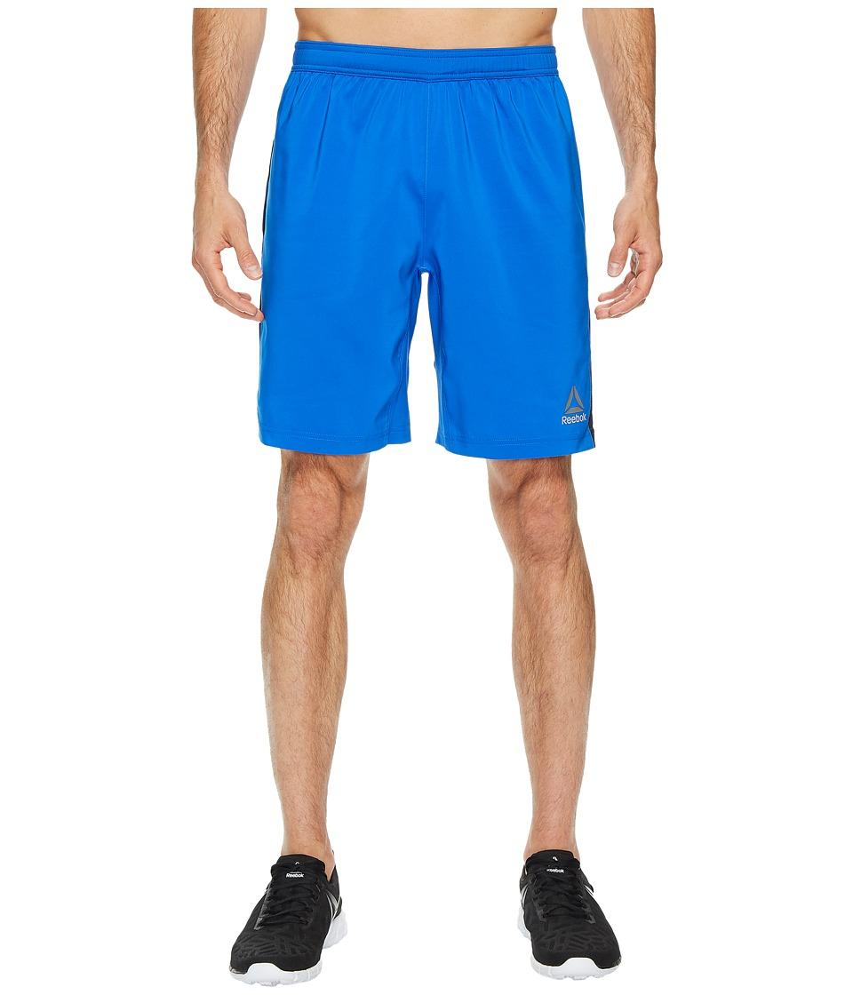 Reebok - Performance Woven Shorts (Vital Blue) Men's Shorts
