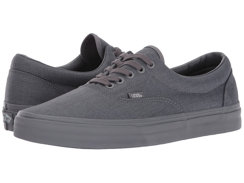 Vans Eratm ((Mono Chambray) Gray Gray) Skate Shoes