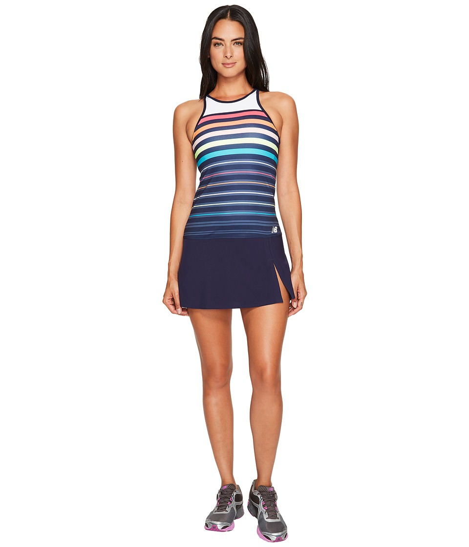 New Balance - Brunton Dress (Pigment Print) Women's Dress