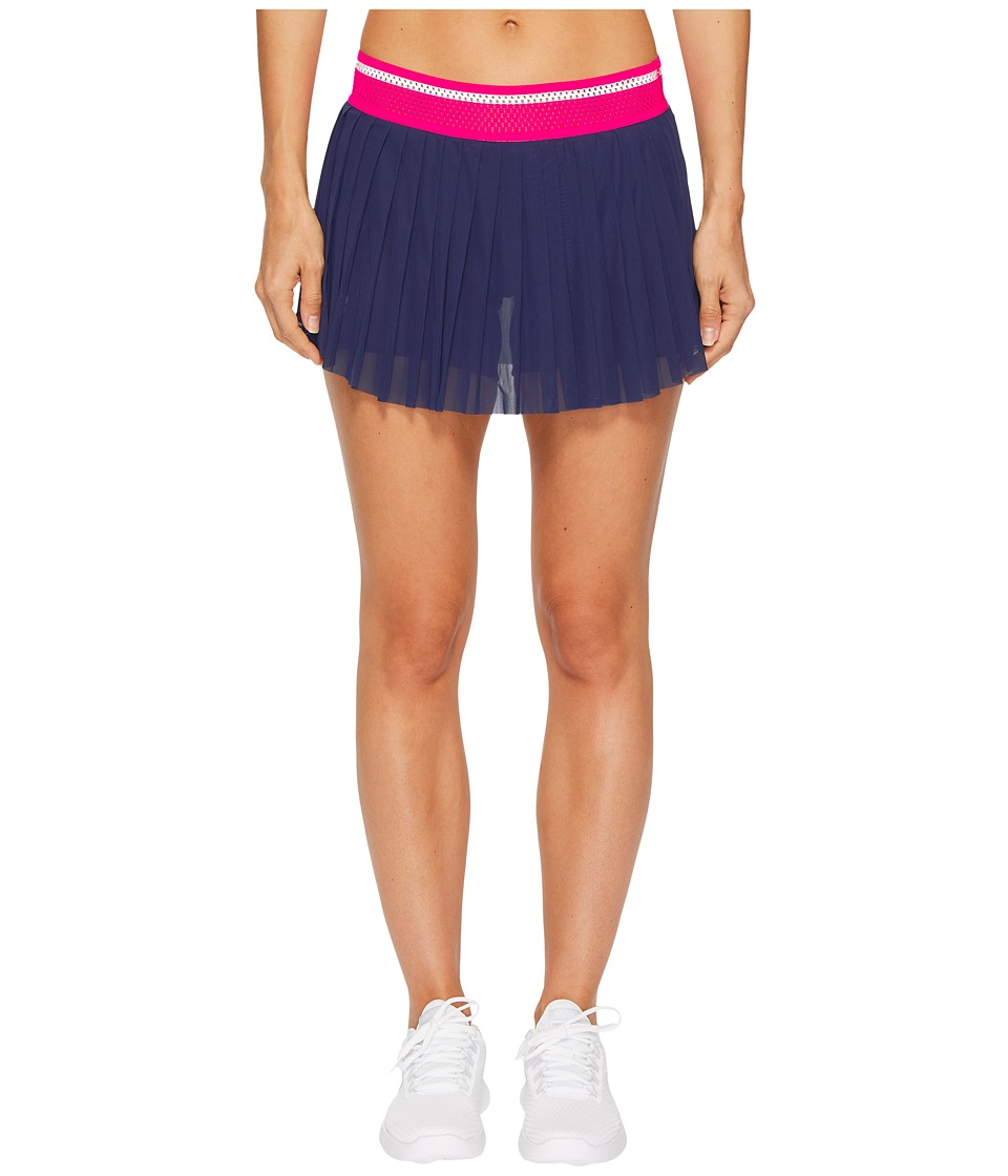 New Balance - Heath Skort (Alpha Pink/Pigment) Women's Skort