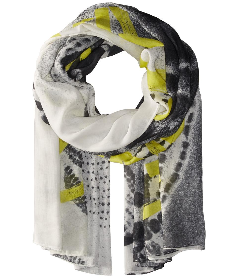 Liebeskind - F1179520 Modal Scarf (Flashing Yellow Aziza) Scarves