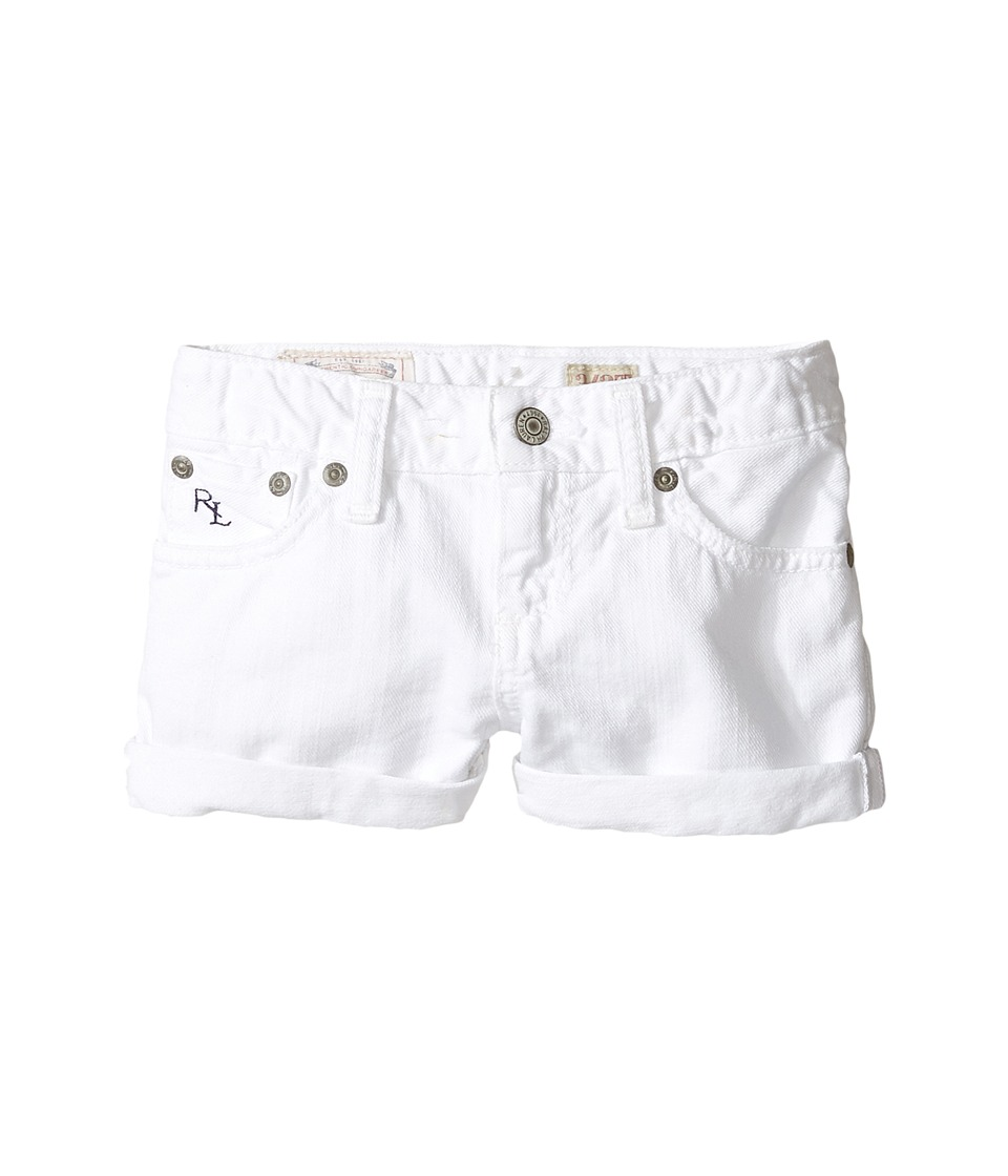 Polo Ralph Lauren Kids - Weekender 1 Shorts in Kitts Wash (Toddler) (Kitts Wash) Girl's Jeans