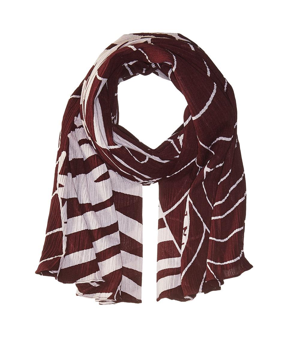 Liebeskind - S1179550 Cotton Scarf (Massai Plump Coast Jungle) Scarves