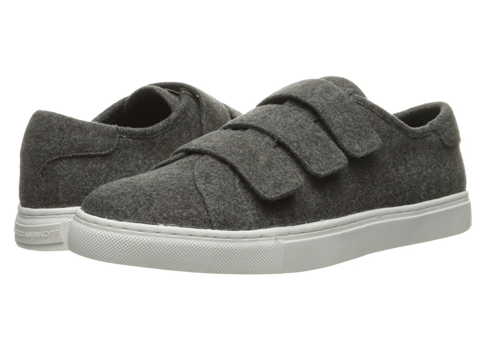 Rebecca Minkoff - Becky (Charcoal Felt) Women's Slip on Shoes