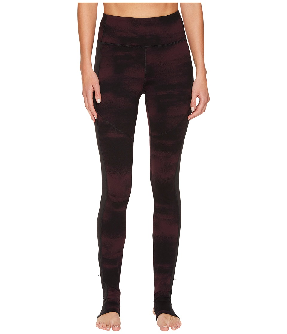 New Balance Novelty Studio Tights Printed (Frozen Surfaces) Women