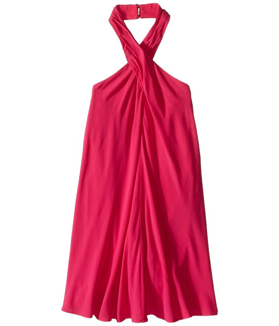 Polo Ralph Lauren Kids - Gauze Dress (Toddler) (Pink) Girl's Dress