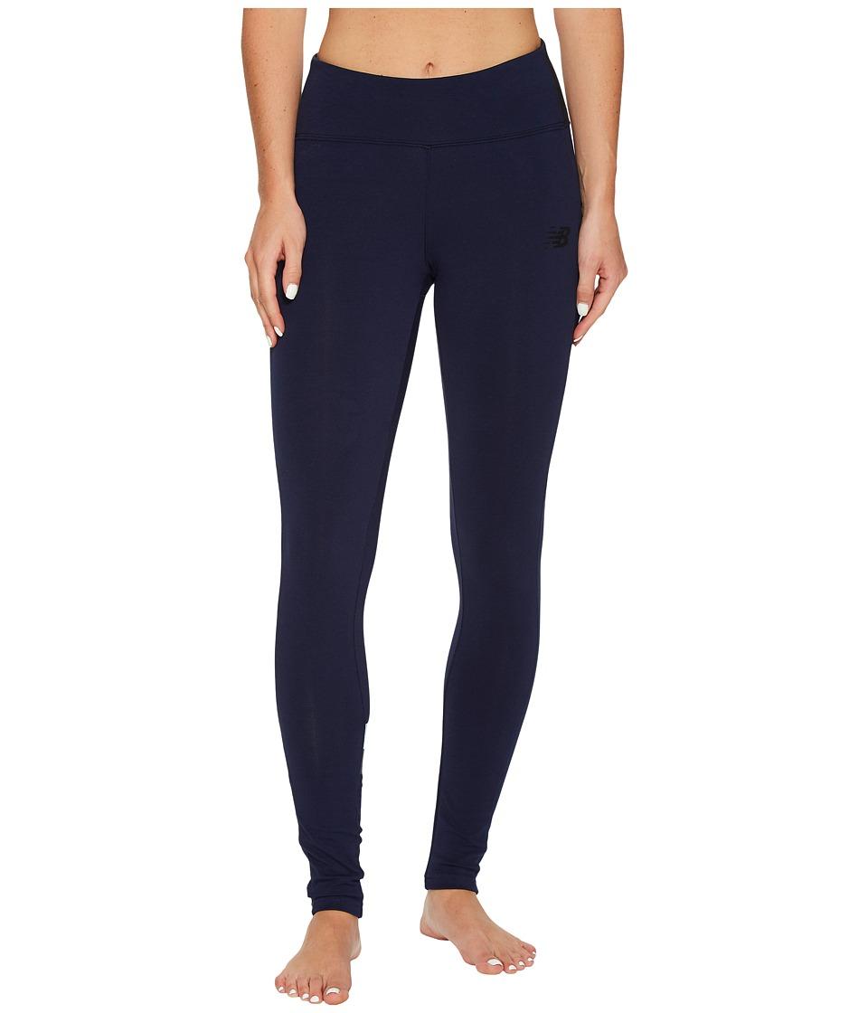 New Balance - NB Athletics Leggings (Pigment) Women's Workout