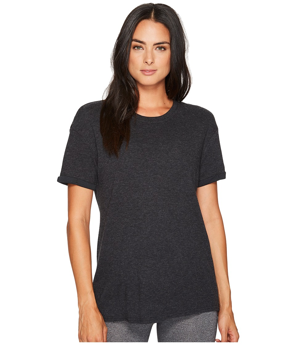 New Balance - 247 Sport Tee (Black) Women's T Shirt