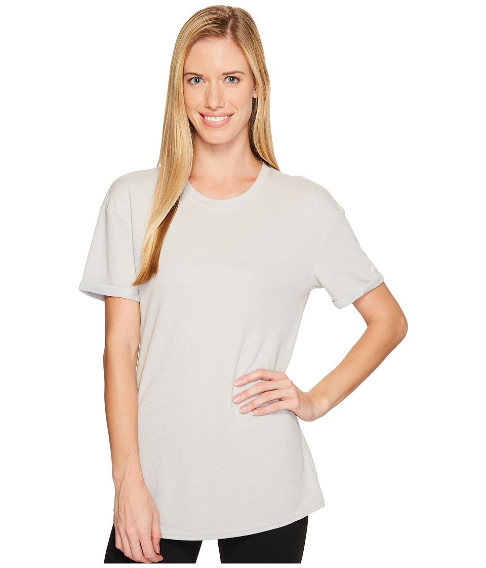 New Balance - 247 Sport Tee (Overcast) Women's T Shirt