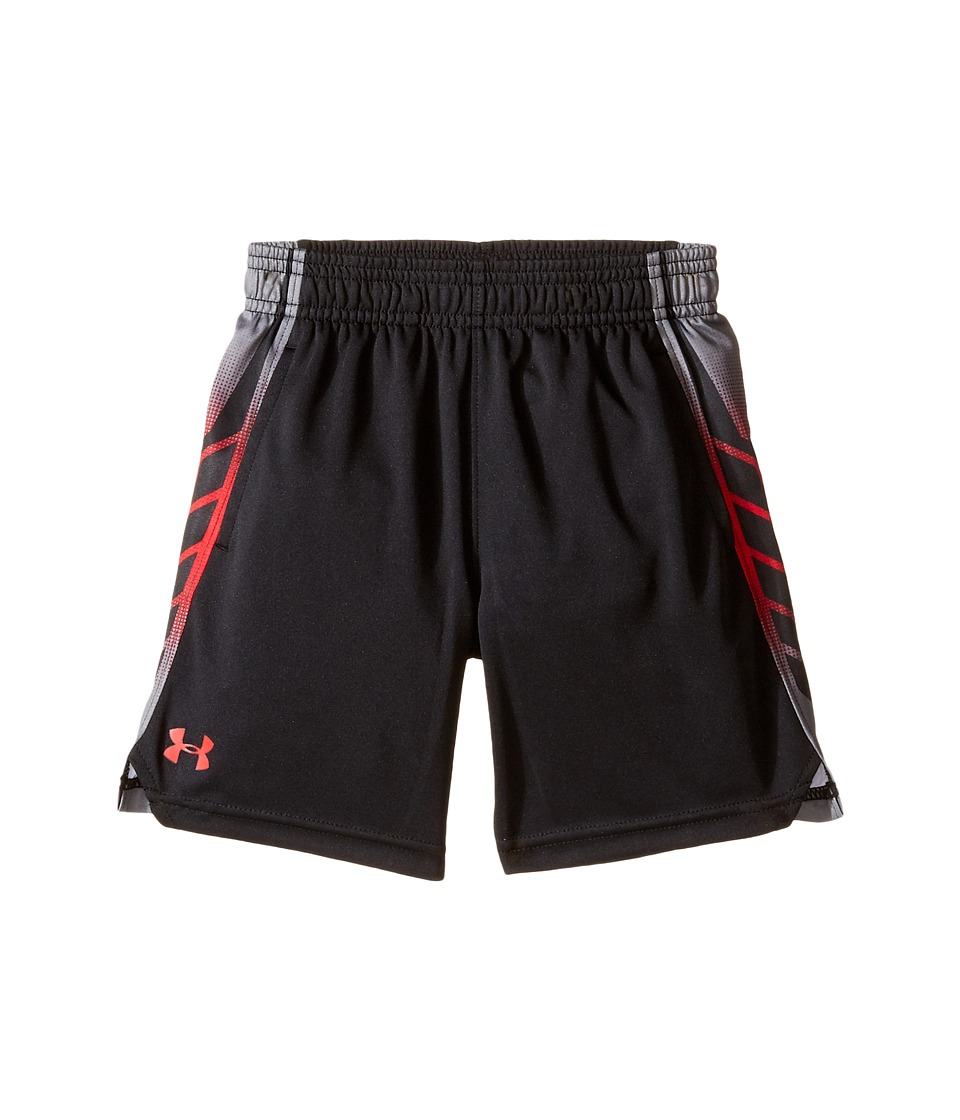 Under Armour Kids - Select Shorts (Toddler) (Black 1) Boy's Shorts