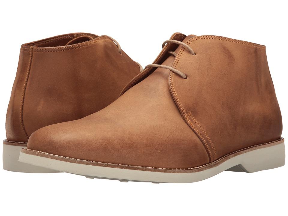Donald J Pliner - Edio (Tan) Men's Shoes