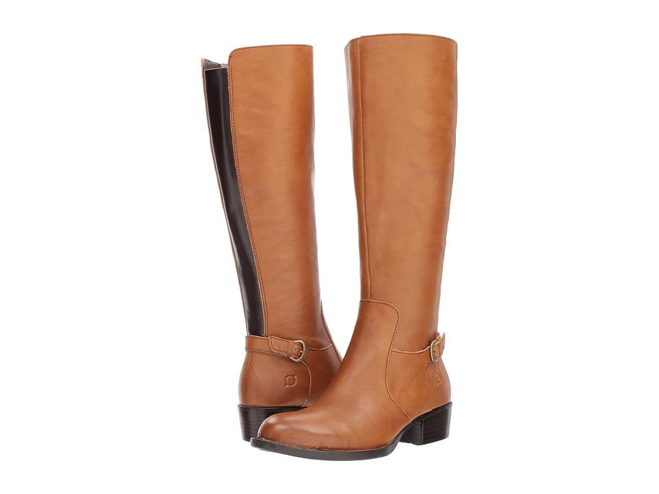Born - Helen (Tan) Women's Boots