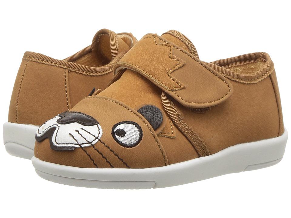 EMU Australia Kids Lion Sneaker (Toddler/Little Kid/Big Kid) (Chestnut) Boys Shoes