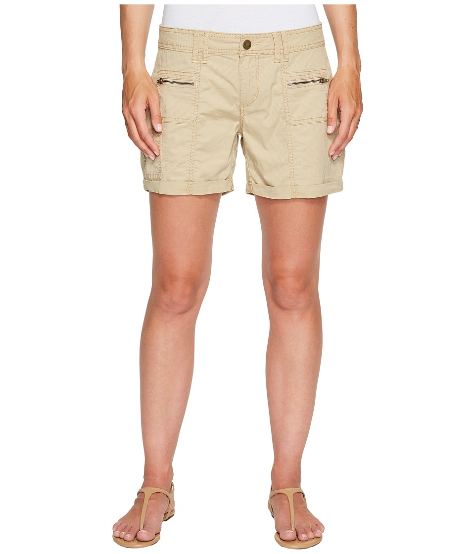 Jag Jeans - Carmine Shorts in Micro Rip (Safari) Women's Shorts