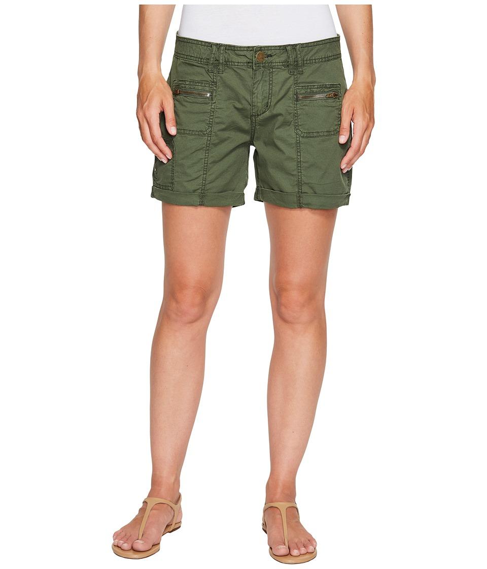 Jag Jeans - Carmine Shorts in Micro Rip (Surplus) Women's Shorts