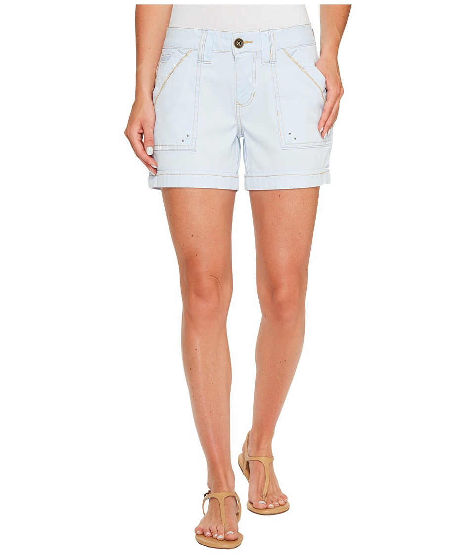 Jag Jeans - Izzy Shorts in Bay Twill (Bluebell) Women's Shorts