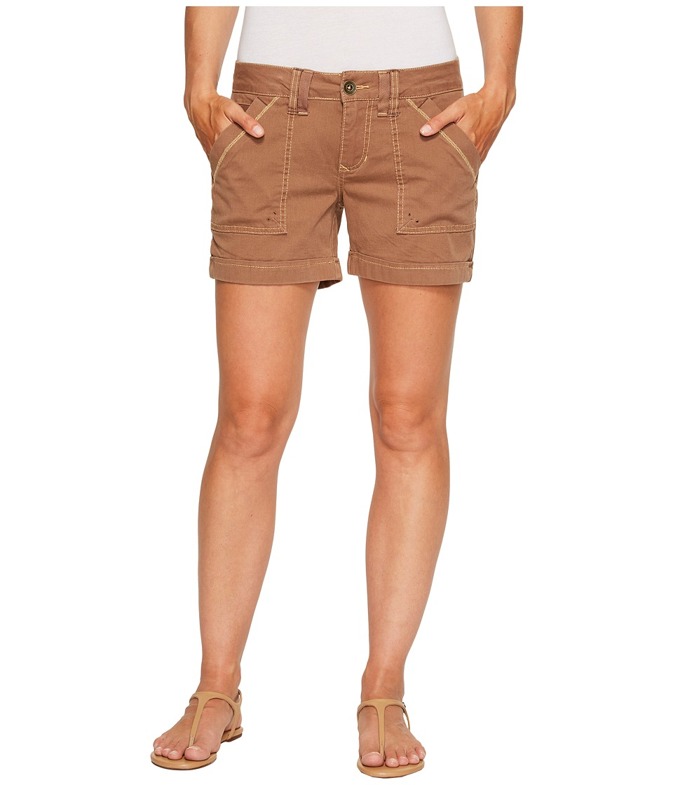 Jag Jeans - Izzy Shorts in Bay Twill (Birds Nest) Women's Shorts