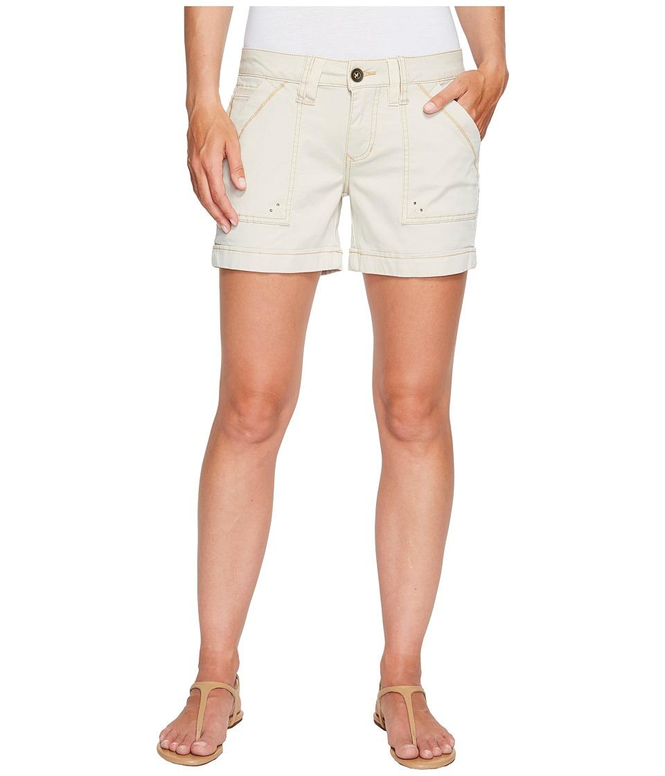 Jag Jeans - Izzy Shorts in Bay Twill (Stone) Women's Shorts