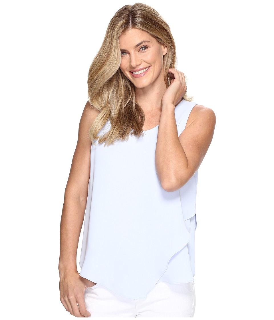 NIC+ZOE - Promenade Top (Sky) Women's Sleeveless