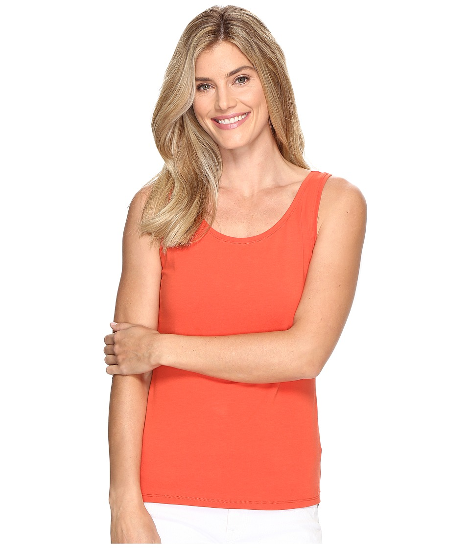 NIC+ZOE - Perfect Tank (Cinnabar) Women's Sleeveless
