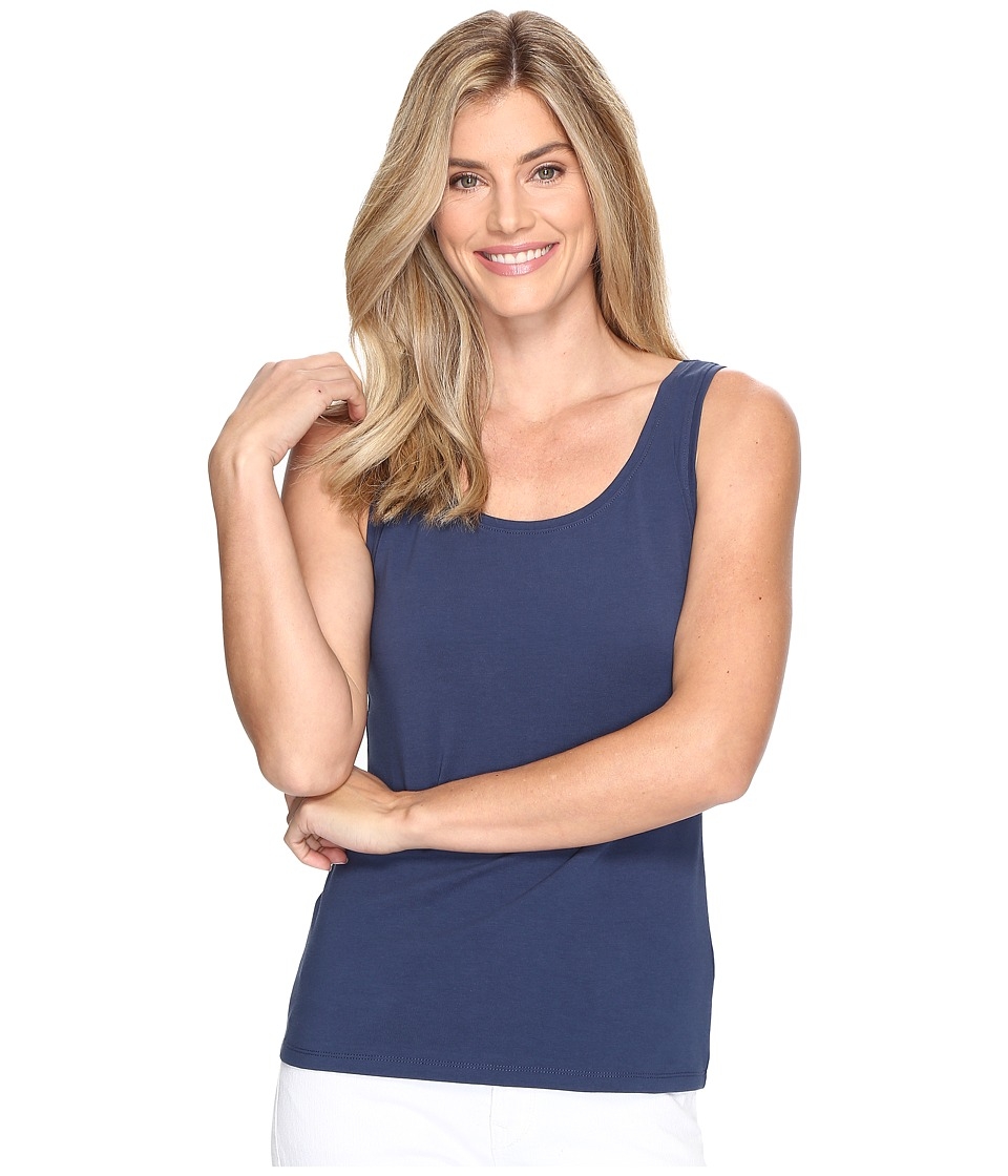 NIC+ZOE - Perfect Tank (Indigo) Women's Sleeveless
