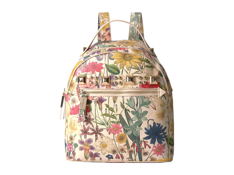 Steve Madden - Barmand Backpack (Pink Flower) Backpack Bags