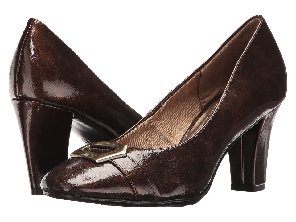 LifeStride - Priscilla (Bronze) Women's Shoes