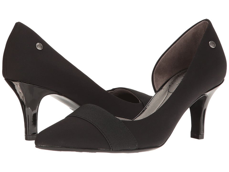 LifeStride - Stockard (Black) High Heels
