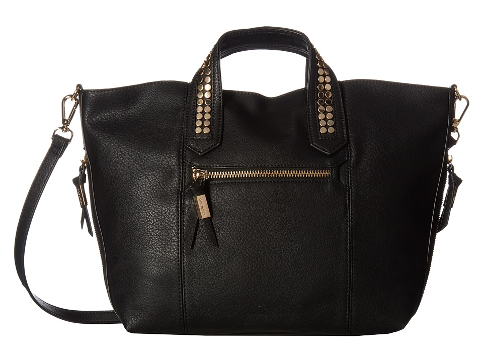 Steve Madden - Bliv Satchel (Black) Satchel Handbags
