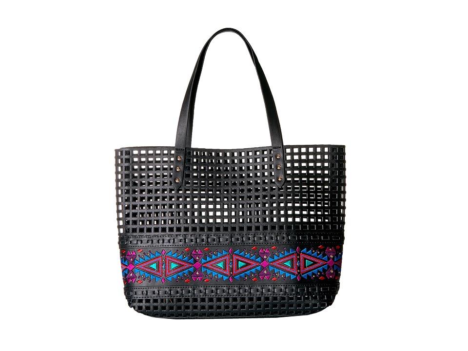 Steve Madden - Bhilda Tote (Black) Tote Handbags