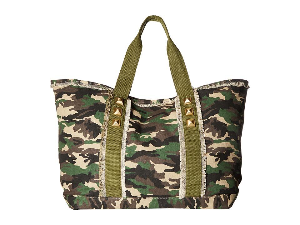 Steve Madden - Bjaxton Tote (Green) Tote Handbags