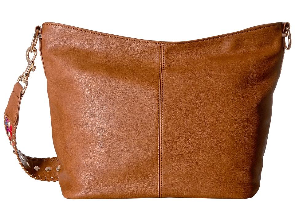 Steve Madden - Brachel Hobo (Cognac) Hobo Handbags
