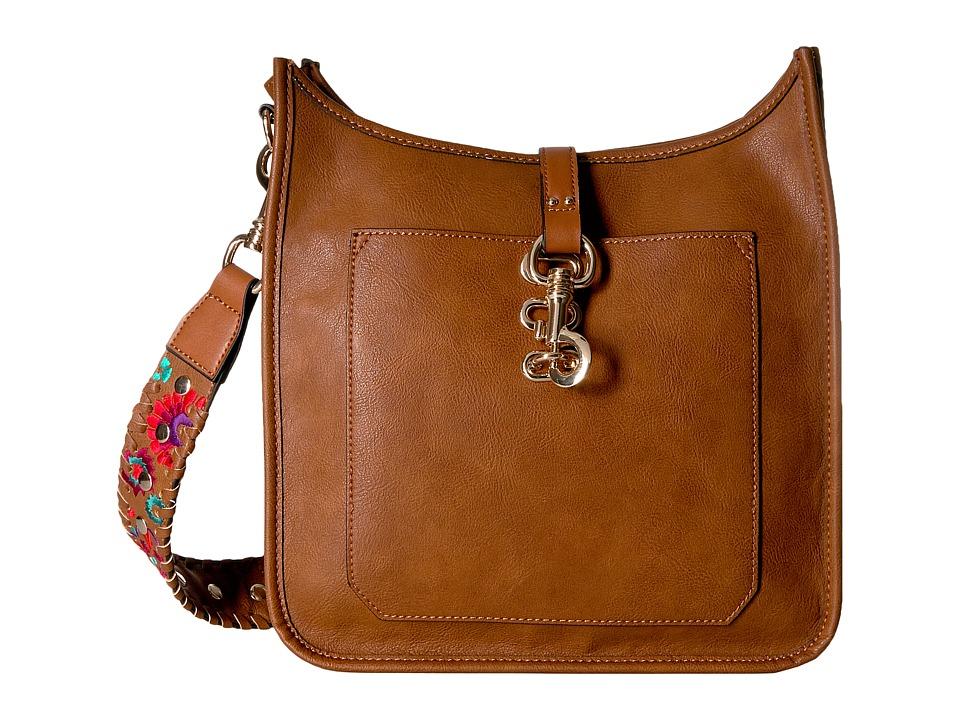 Steve Madden - Bdanya Messenger (Cognac) Messenger Bags