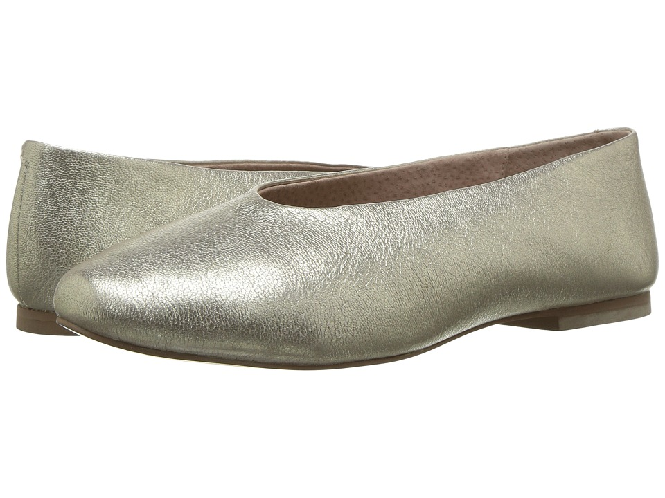 Seychelles Backpacking (Platinum Leather) Women