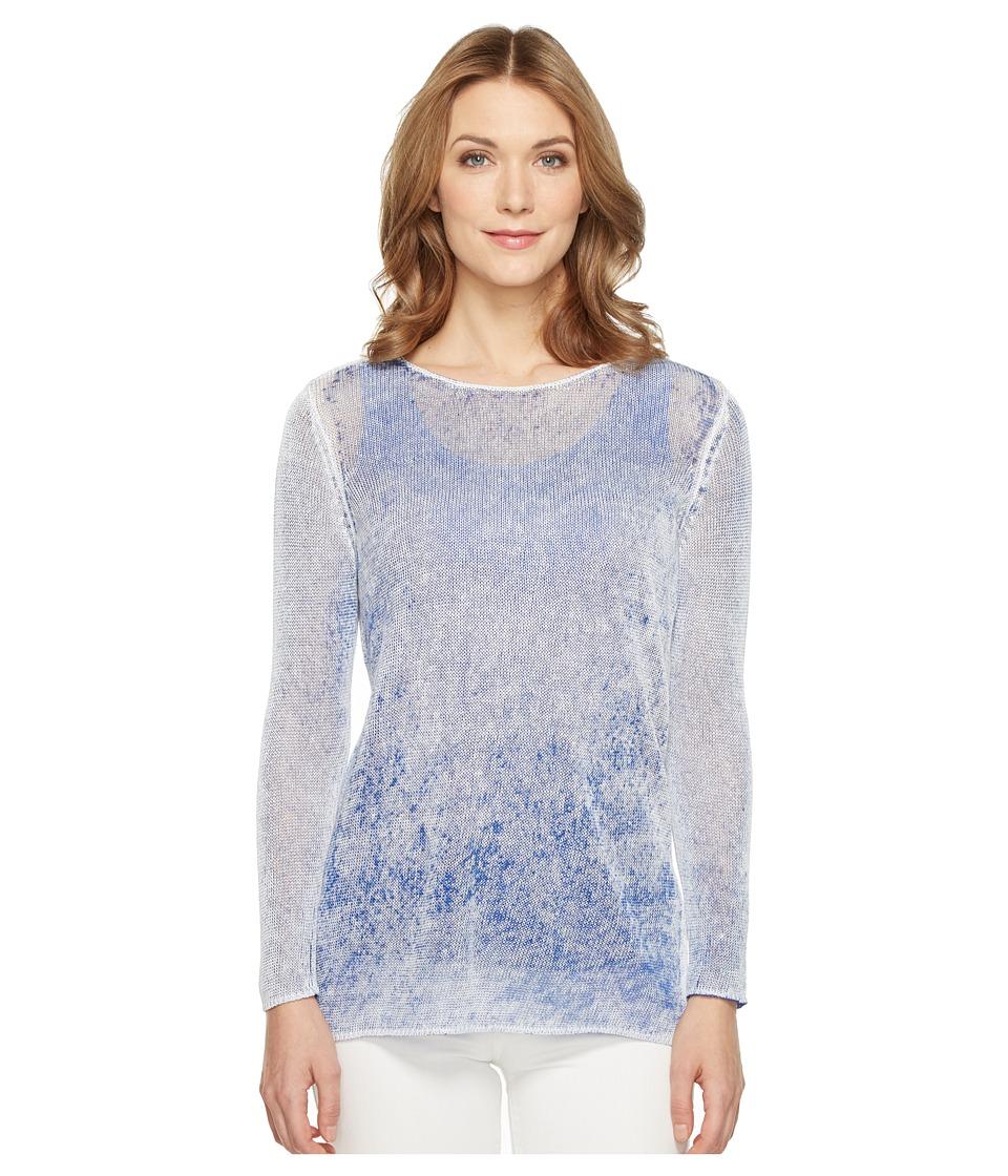 NIC+ZOE - Poolside Top (Poolside) Women's Sweater