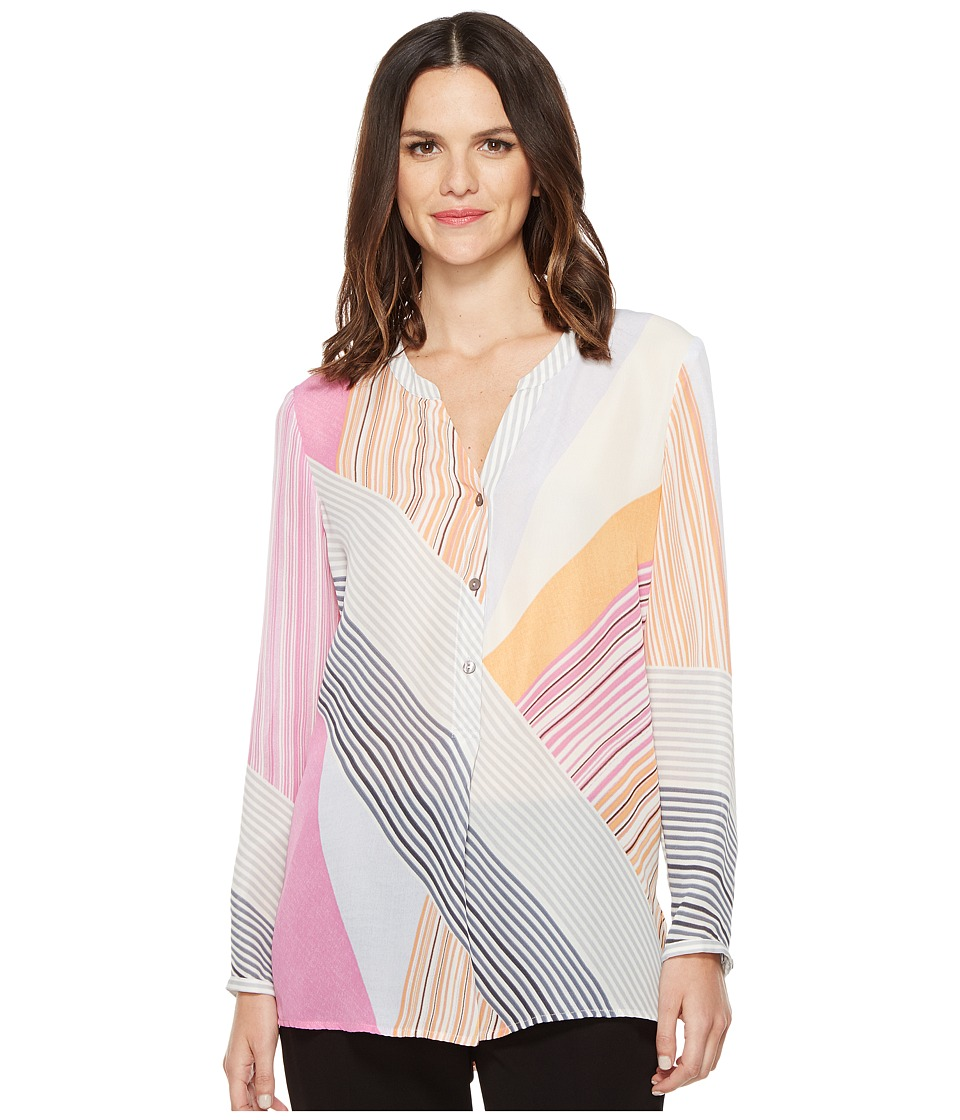 NIC+ZOE - All Angles Top (Multi) Women's Clothing