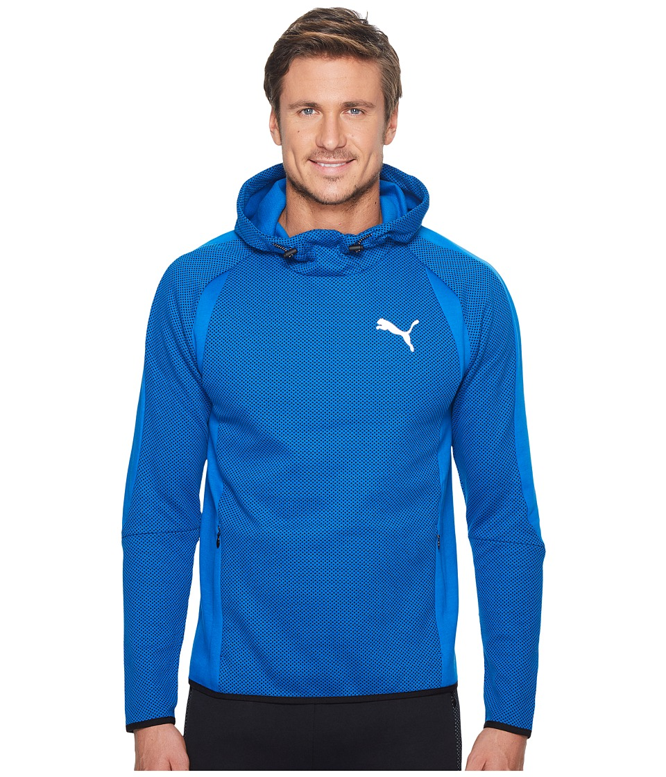 PUMA - Evostripe Ultimate Hoodie (Lapis Blue) Men's Sweatshirt