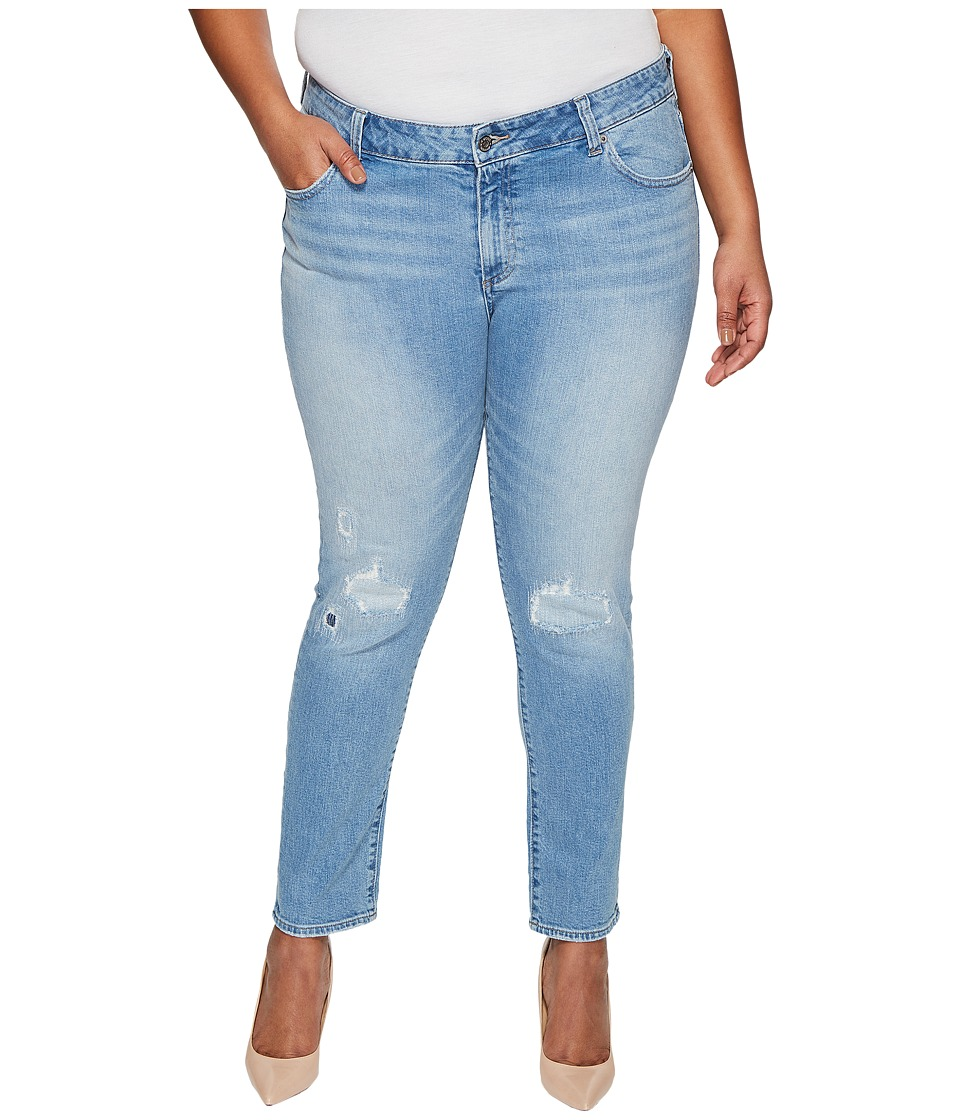 Lucky Brand - Plus Size Ginger Skinny Jeans in Ideal (Ideal) Women's Jeans