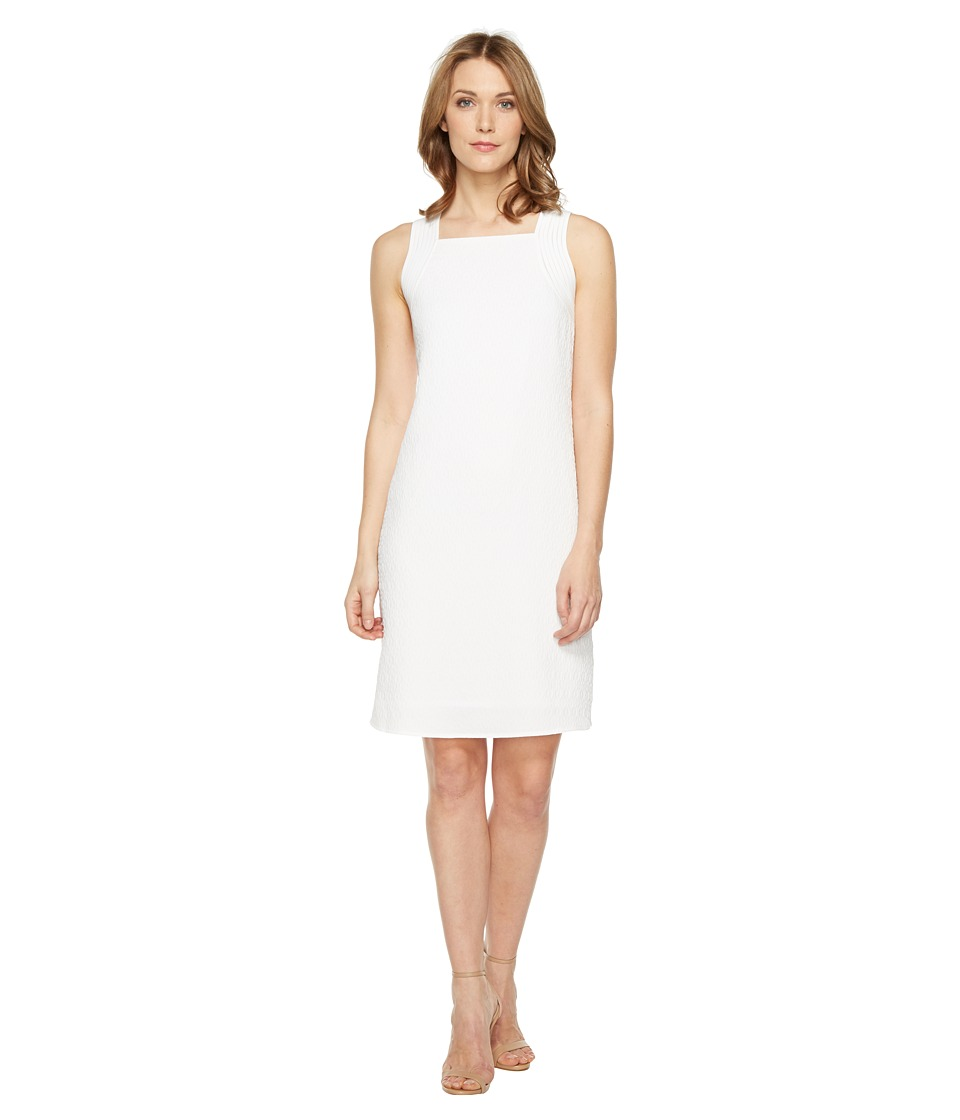 NIC+ZOE - West Coast Dress (Paper White) Women's Dress