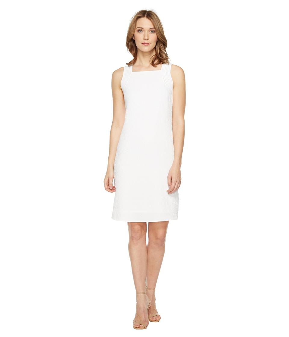 NIC+ZOE - West Coast Dress (Paper White) Women's Dress