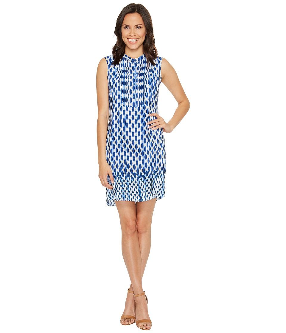 NIC+ZOE - Falling Dots Tunic Dress (Multi) Women's Dress