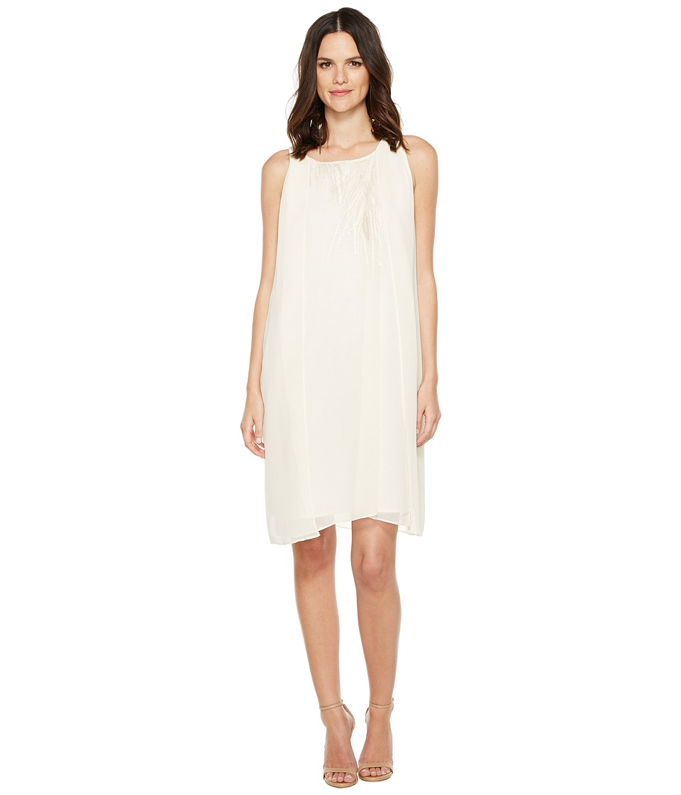 NIC+ZOE - Mid-Century Dress (Sandshell) Women's Dress