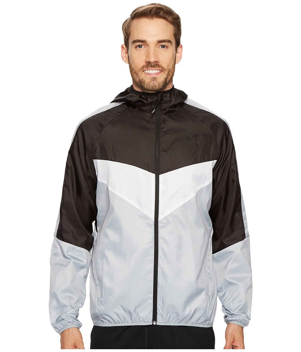 PUMA - Power Vent Windbreaker (PUMA Black) Men's Clothing
